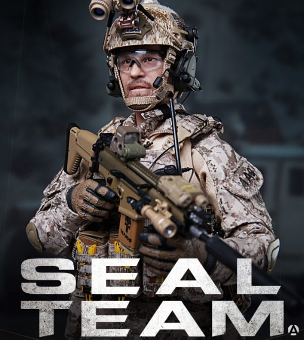 MT012 Mini TImes 1/6 SEAL Team Navy Special Forces